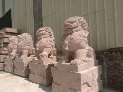 红砂岩石材雕刻系列产品